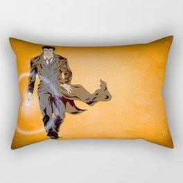 The Oncoming Storm Rectangular Pillow
