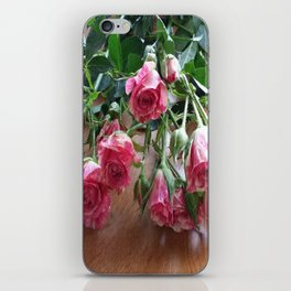 ROSES ARE LOVE iPhone Skin
