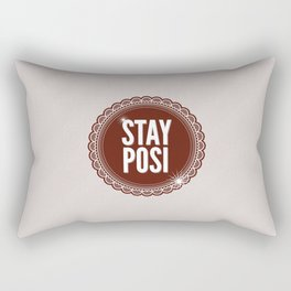 Stay Posi Rectangular Pillow