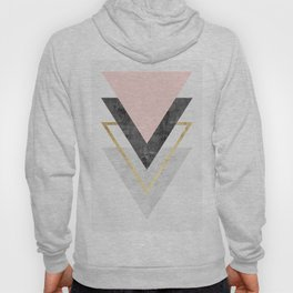 Composition of triangles IV Hoody