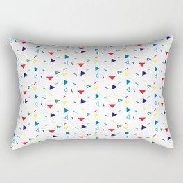 Confettis feast Rectangular Pillow