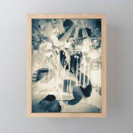 """Circus In Spring"" Framed Mini Art Print"