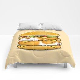 Double Corgi Pounder Comforters