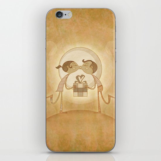 Beso2 iPhone & iPod Skin