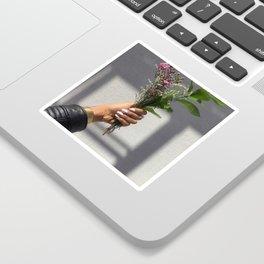 Flower Love Sticker