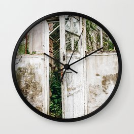 a home for the wild Wall Clock