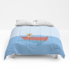 Ol' Man & the Sea Comforters