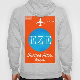 EZE Buenos Aires airport Hoody
