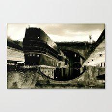 Underworld Canvas Print
