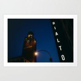 Rialto Art Print