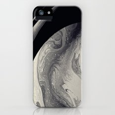 Marble Saturn iPhone (5, 5s) Slim Case