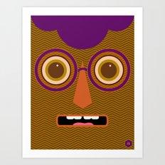 PumkinFrank Art Print