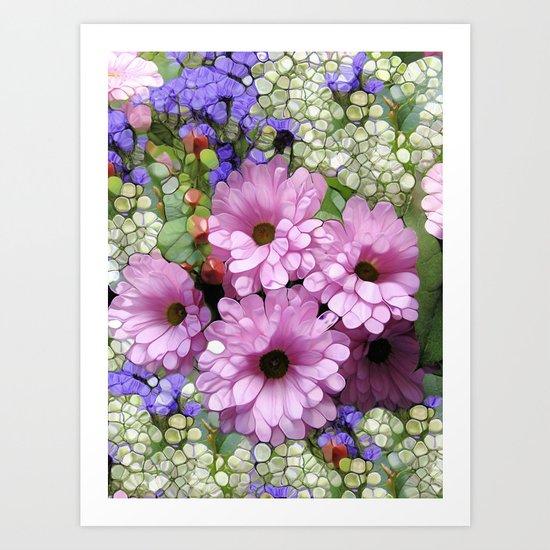 Bloombling Art Print