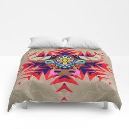 Fancy color bull divinity Comforters