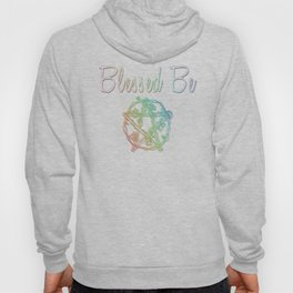Blessed be with pentacle Hoody