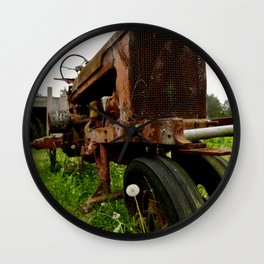 one more wish Wall Clock