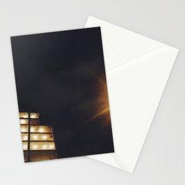 New York Night Stationery Cards