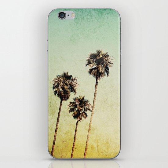 Palm Trees 2 iPhone & iPod Skin