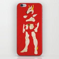 Saint Seiya iPhone & iPod Skin