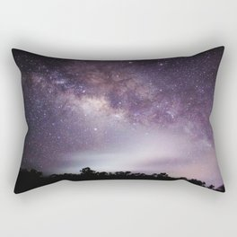 The Milkyway 2 (K) Rectangular Pillow