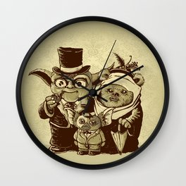a (very) long time ago Wall Clock