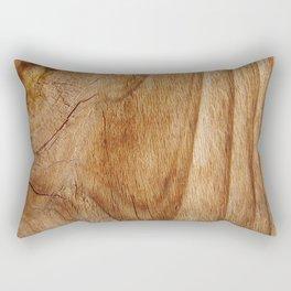 Oak wood pattern Rectangular Pillow