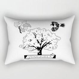 Venezuelan Natural Symbols Rectangular Pillow