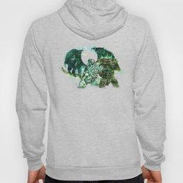 Cthulhu vs Godzilla Hoody