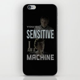 Sensitive iPhone Skin