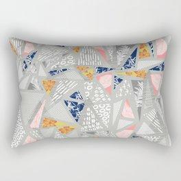 Geometric forms of nature Rectangular Pillow