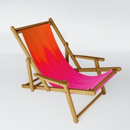 Bursting with Color Sling Chair