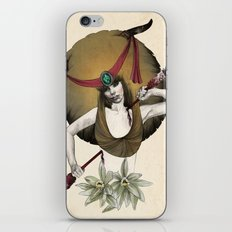 Taurus - Colour version iPhone & iPod Skin