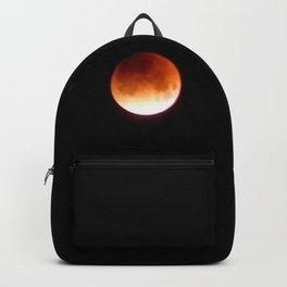 Super Blue Blood Moon Backpack
