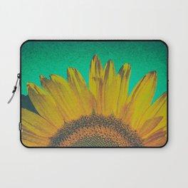 Sunflower vintage Laptop Sleeve