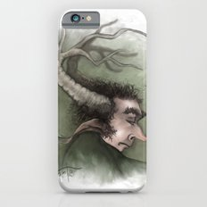 Fairy with Antlers iPhone 6s Slim Case