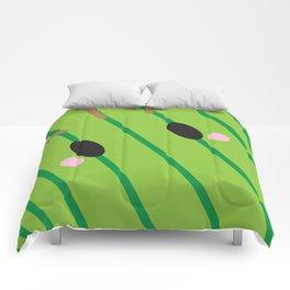 Cactuar Block Comforters