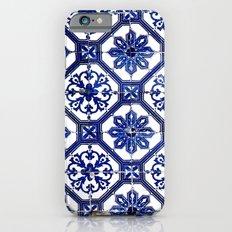 Portuguese Tile iPhone 6 Slim Case