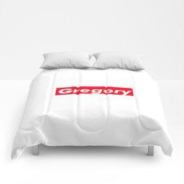 Gregory Comforters