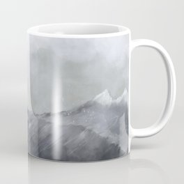 happy in the mountains Coffee Mug