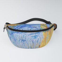 View of Luray Caverns Fanny Pack