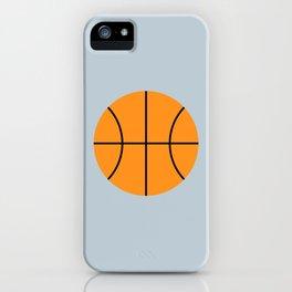 #9 Basketball iPhone Case