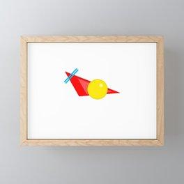 Geometry Framed Mini Art Print