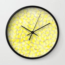 Pétillant - Sparkling [3] Wall Clock