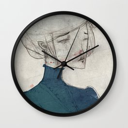 Eveline one Wall Clock