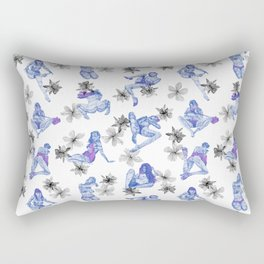 Satisfaction Rectangular Pillow
