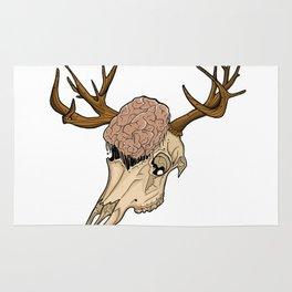 Deer Brains Rug