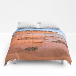 Doyles Cove Beach Comforters