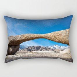 Alabama Arch Rectangular Pillow