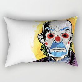 I believe whatever doesn't kill you simply makes you... stranger Rectangular Pillow