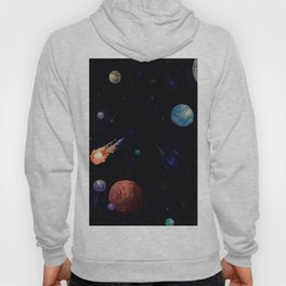 color galaxi Hoody